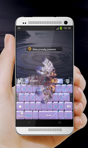 マシンMashin GO Keyboard