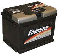 63 Ah Startbatteri Energizer Premium