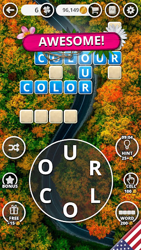 Word Land - Crosswords screenshot 8