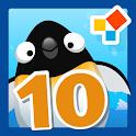 数到 10 icon