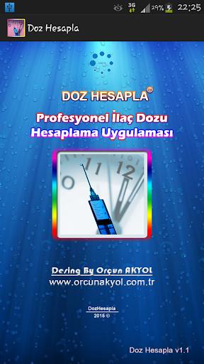 Doz Hesapla