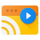 Web Video Cast | Browser to TV Icon