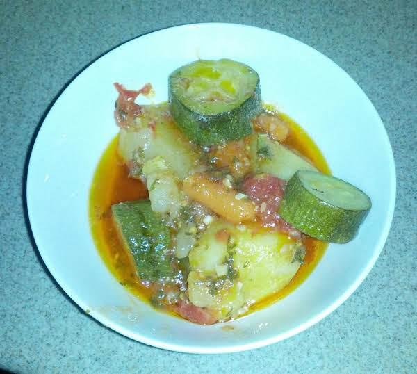 Ca Coots (italian Zucchini Stew)