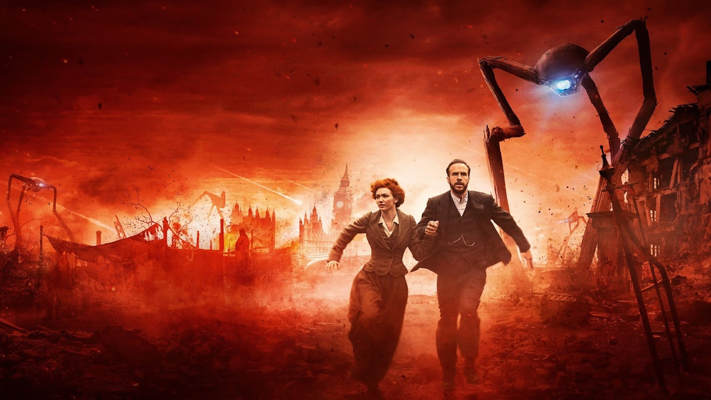 Watch The War of the Worlds live