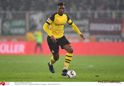 Un jeune joueur de Dortmund voit sa saison se terminer