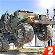 LKW-Fahrer 3D: Offroad 2