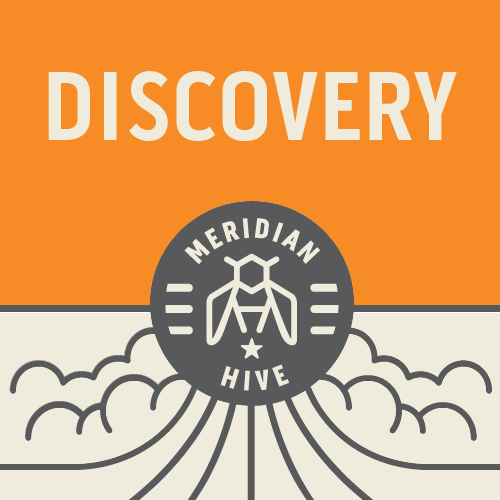 Logo of Meridian Hive Discovery