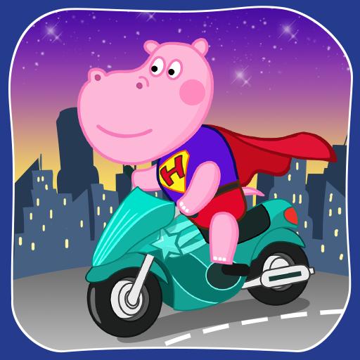 Enfants Superheroes gratuit