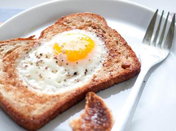 Egg Baskets Recipe