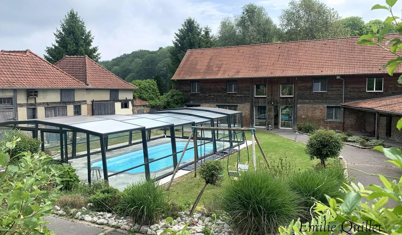 Propriété avec piscine Flixecourt