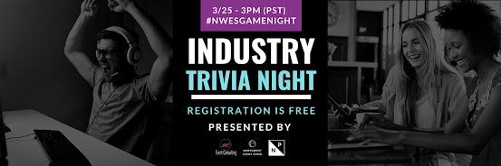 Event Industry Trivia Night