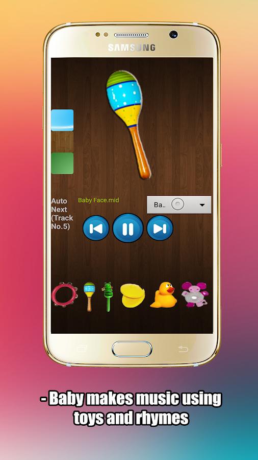 Kids Musical Toys - 60 rhymes- screenshot