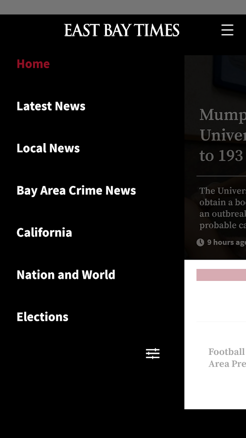 East Bay Times- screenshot