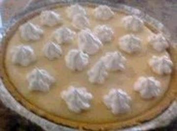 Gwennies Key Lime Pie Recipe
