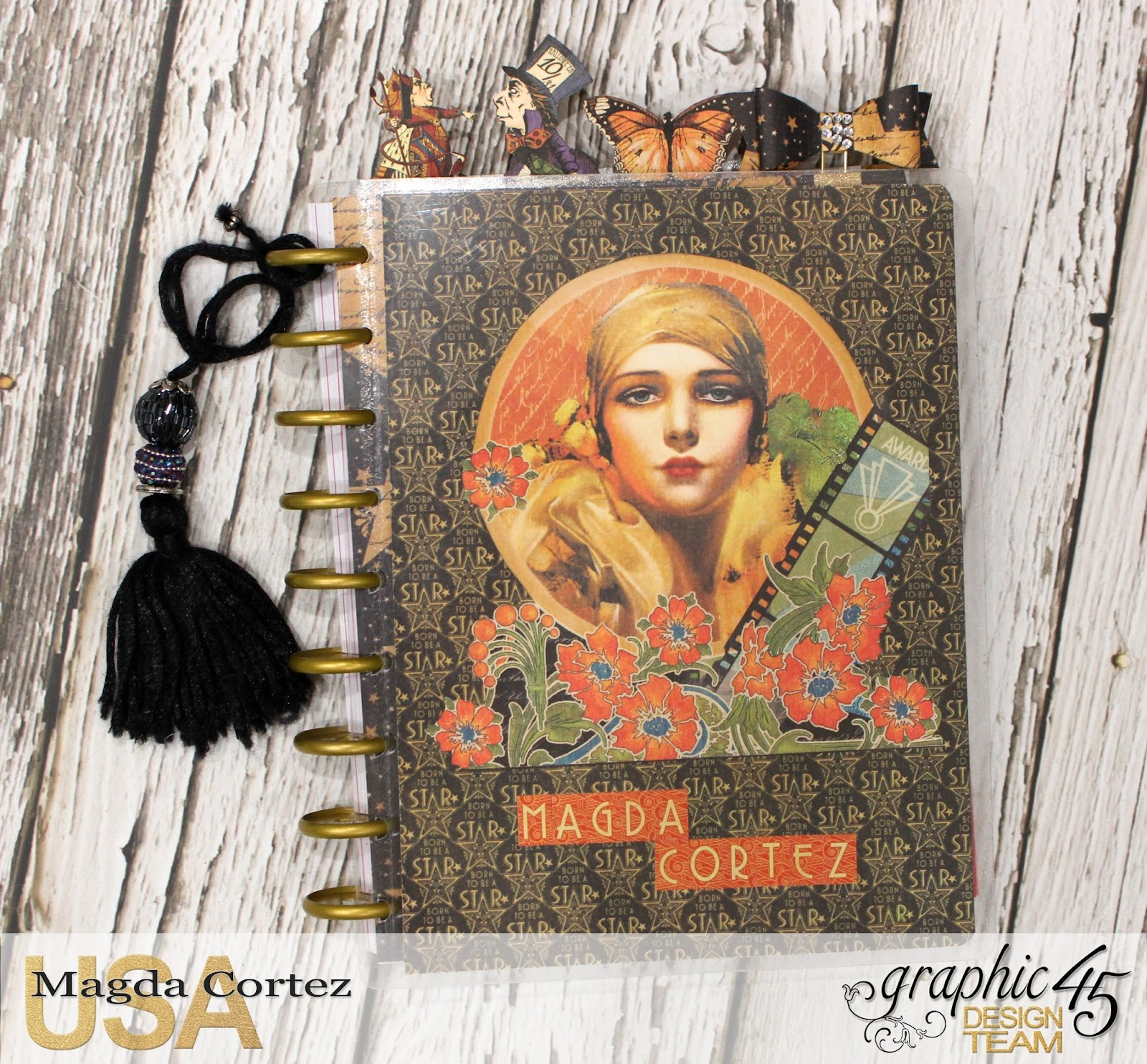 01. My G45 Planner August, Vintage Hollywood By Magda Cortez, Product By Graphic 45, Photo 01 of 26.jpg