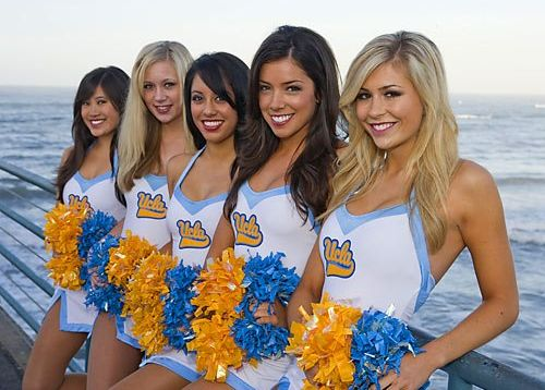 Lovely Lady Links: UCLA Cheerleaders, Kristen Bell, Real World Girls and More(11pics):Safe For Work,Best,girl,facebook girls