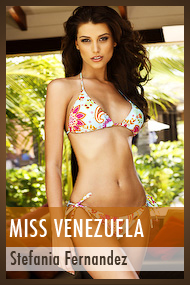 The Gorgeous Girls of Miss Universe 2009: Bikini Edition(facebook girls-76photos)76