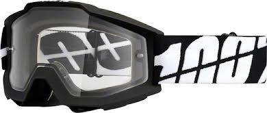 100% Accuri Enduro Goggle: Dual Pane Vented Clear Lens alternate image 0