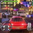 大城市出租车司机3D:出租车游戏 icon