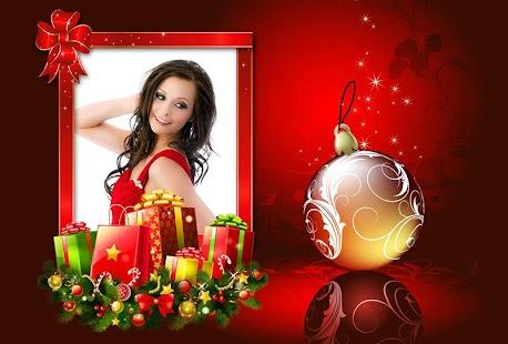 Čas Vánoc Fotorámečky - náhled