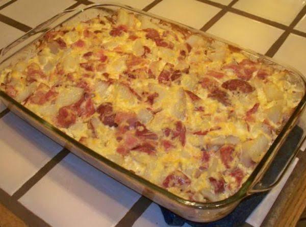 Ham And Potato Casserole 2 Just A Pinch Recipes
