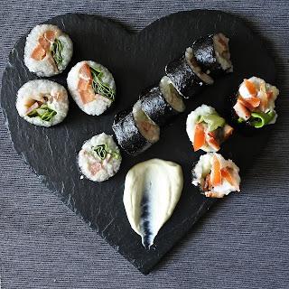 BLT Sushi Rolls Recipe