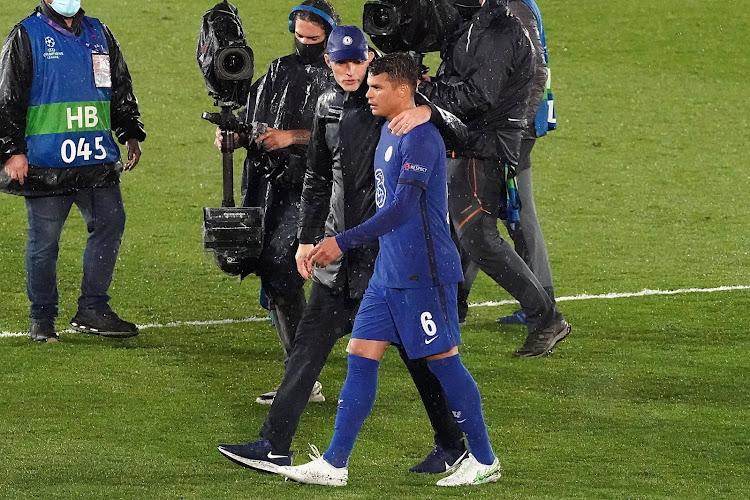 """Thiago Silva : """"Paris a fait son choix de me laisser partir et de dégager Tuchel"""""""