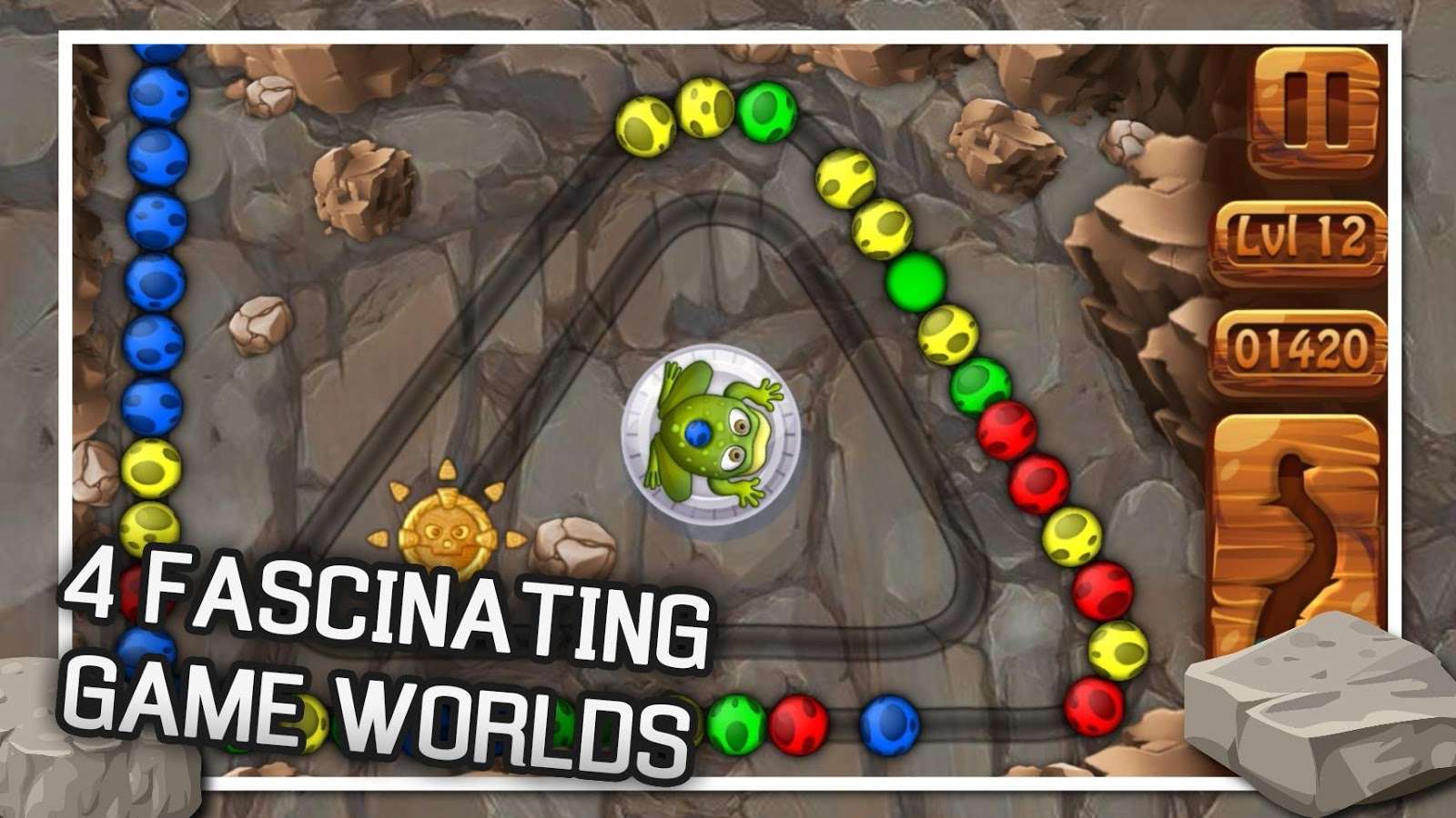 Play Zuma games online for free
