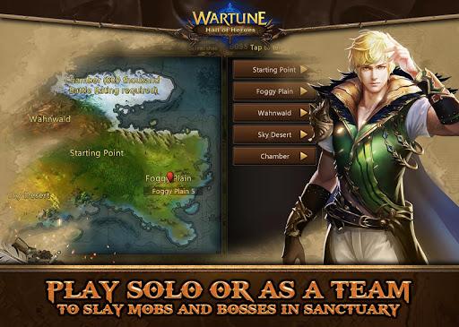 Wartune: Hall of Heroes 7.3.1 screenshots 12