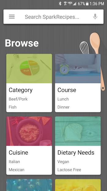 Healthy Recipes & Calculator screenshot 3