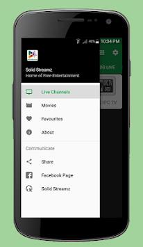 solid stream app