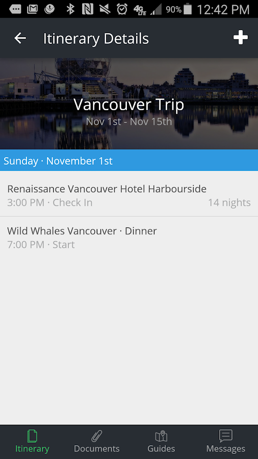 Pocket Travel Consultant- screenshot