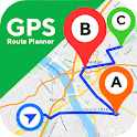 GPS Route Planner icon