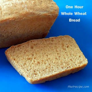 One Hour Bread.
