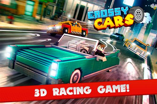 Crossy Cars: Road Racing Game