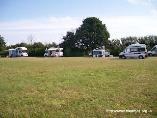 Little Clacton North London Eastern Area Motor Caravan