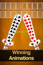 FreeCell Solitaire Screenshot 10