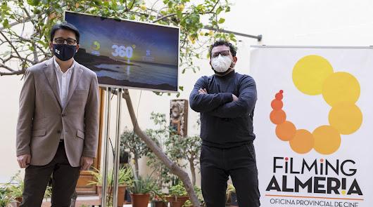 Una plataforma en 'Filming Almería' para promocionar las localizaciones