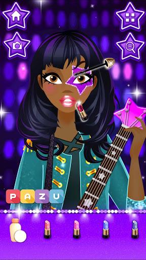 Makeup Girls - Star dress up games for kids ss2