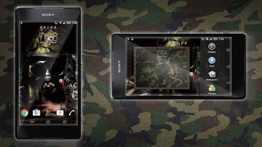 Theme - Camouflage