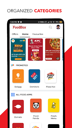 All in One Food Delivery App | Order Food Online 1.4.6.7 screenshots 2