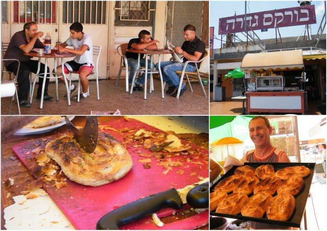 Bourekas gedara, Israel