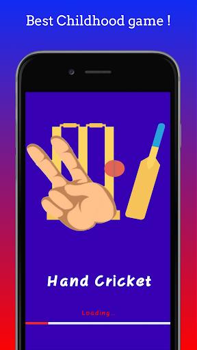 Hand Cricket 1.2 screenshots 1