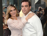 Ayda Field mocks Robbie Williams' drug use on X Factor