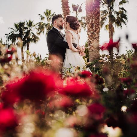 Fotógrafo de bodas Fran Ménez (franmenez). Foto del 09.08.2018