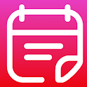 Notepad - notes & list icon