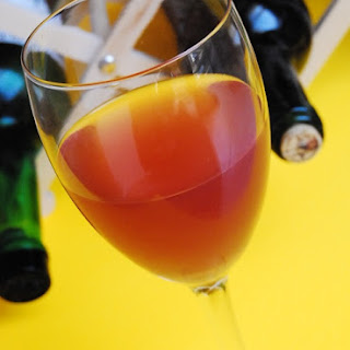 Homemade Grape Wine