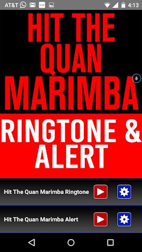Hit The Quan Marimba Ringtone
