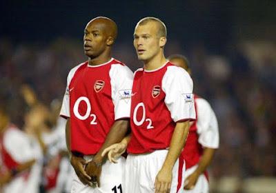 Clap de fin pour Fredrik Ljungberg à Arsenal