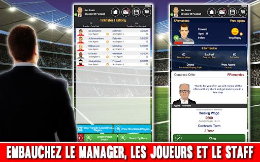 Club Soccer Director 2018 - Football Club Manager  captures d'écran 2